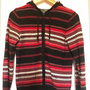 Ralph Lauren Active. Cotton/wool blend sweater